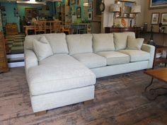 Brand new designer sectional. Perfect for a family room!