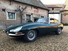 Jaguar E E-Type 1964 Serie1