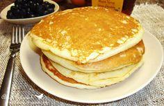 Prairie Story: Grandma Sue's Pancakes no buttermilk