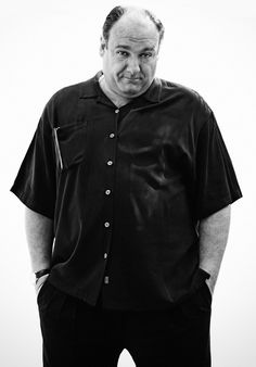 James Gandolfini, actor. 1961-2013, aged 51, heart attack.