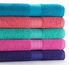 Kohl's: Chevron Stripe Shower Curtain $8, Bath Rug $5.60, Bath Towels $3.20!