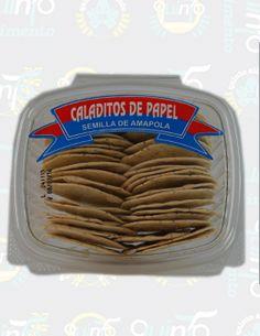 caladitos semillas de amampola