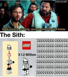 Movie Memes, Sith, Dark Side, The Darkest, The Secret, Science, Movies, Films, Movie
