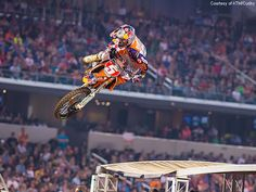 Dallas 450 Supercross Results 2015 Ryan Dungey gave a standout performance in Texas, extending his points lead in the 2015 Monster Energy Supercross Championship.
