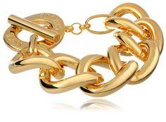 "Vince Camuto Gold-Plated Toggle Bracelet, 8"" Vince Camuto,http://www.amazon.com/dp/B0058YA8XM/ref=cm_sw_r_pi_dp_.Phetb1MJQA7SHA2"