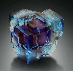 One amazing Fluorite specimen.