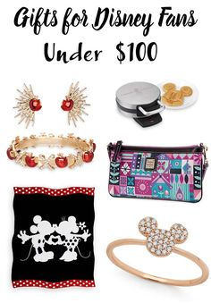 Get your holiday shopping DONE with this Disney fan's gift guide. Something for everyone and every budget here! Cute Disney, Disney Style, Walt Disney, Disney Vacations, Gift Guide, Budgeting, Mickey Mouse, Best Gifts, Birthdays