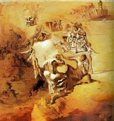 Two Decades of Selling Only Authentic art by Salvador Dali. A free catalog and DVD for Dali collectors Magritte, Salvador Dali Paintings, Les Religions, Spanish Artists, Optical Illusions, Figure Painting, Oeuvre D'art, Les Oeuvres, Statues