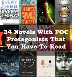34 YA Novels With A POC Protagonist You Have To Read Official site of the #WeNeedDiverseBooks Campaign