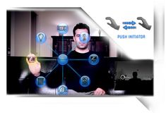 Flowton Technologies: Gesture control device for your home. by Flowton Technologies — Kickstarter.  First true Natural Interface-(NI)-Controller for your home! Control any TV, lights, thermostat, etc. with only body gestures and voice.
