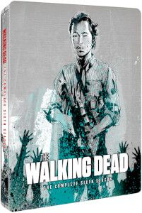 The Walking Dead Season 6 - Zavvi Exclusive Limited Edition Steelbook