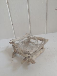 Clear candle holders (various)