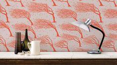 Northeasterly Wallpaper in Sunrise  10m x 52cm by boldandnoble