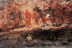 Enigmáticas Pinturas Rupestres de Baja California Sur