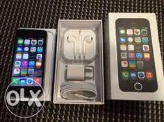 iPhone 5s 16gb spacegray factory unlock complete