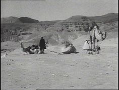 This film illustrates the Red Sea Monasteries in Egypt in 1930, the first official project conducted by the Byzantine Institute. It shows general exterior views and the surrounding landscape, and it shows a glimpse of Thomas Whittemore on a camel. It also illustrates local men digging a waterway from a nearby stream and doing food preparation. Please go here for more information: http://www.doaks.org/icfa/moving-image-collections/red-sea-monasteries.  Preferred Citation: Film: Red Sea Mon...