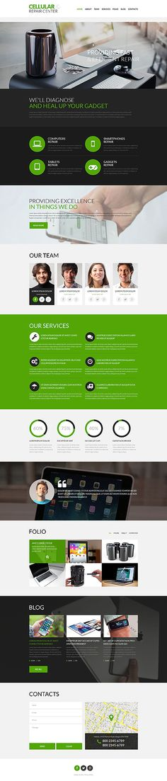 Tech Repair Center WordPress Theme