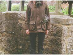 素敵なBarbourの着用例  #lemontea_harajuku