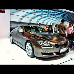 Taken from NYIAS Fan Photos.  I love this color !!! - Frozen Bronze.