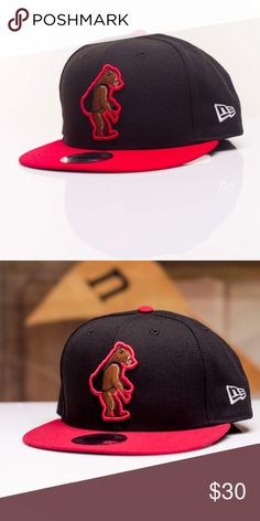 Grizzly snapback hat by new era This Grizzly snapback is what sets us apart  from the f9b383a7ec8
