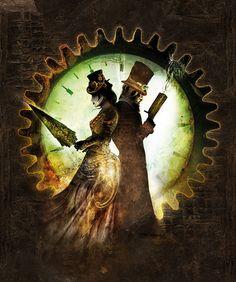 Steampunk....