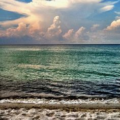 Navarre Beach, Fl :-) Lived 5 minutes from here. Loved every minute of it.