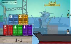 odčítanie nákladná loď http://www.fun4thebrain.com/subtraction/cargoShipSub.swf