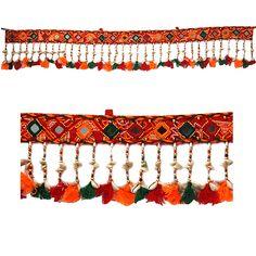Rajasthani Dwar : Door hangings / Bandhanwar