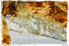© Popote et Nature- Le pâté de pommes de terre Limousin