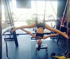 Yoga suspension