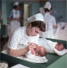 DDR Kinderkrankenschwester