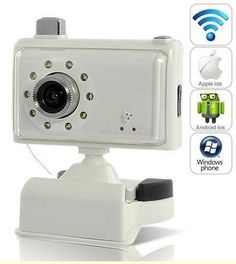 New Wireless Security Camera Mini Wifi Spy Baby Monitor Smart Phone Ip Cam Pc by ultravision.cn, http://www.amazon.com/dp/B0093KT25C/ref=cm_sw_r_pi_dp_TcBkrb1DTR2M9