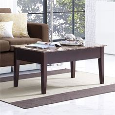 Thorndike Coffee Table With Lift Top