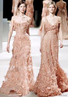 Glamorous Gowns by Elle Saab