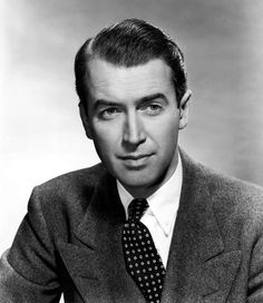 Jimmy Stewart.  Possibly the best actor ever, definitely my favorite. So many good roles I don't know where to begin.