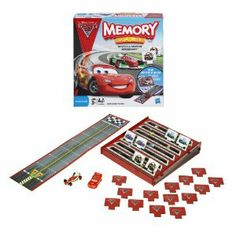 Cars 2 Memory Game Match & Motor Speedway from Hasbro Cars Games For Kids, Disney Cars Games, Disney Pixar Cars, Game Motor, Cars Characters, Classic Board Games, Visual Memory, Memory Games, Lightning Mcqueen