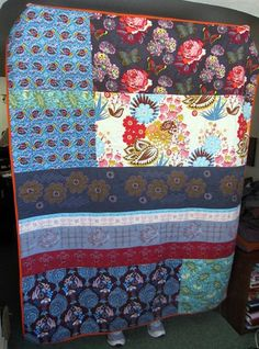 quilt back - love this one