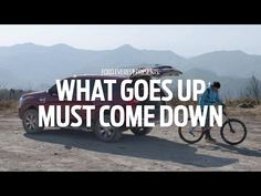 Ford Everest: What Goes Up Must Come Down - YouTube