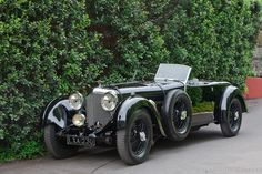 1931 8 Litre Roadster by Dottridge Brothers (chassis YX5125)
