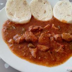 Kuracie soté - Veselá panvička Thai Red Curry, Ethnic Recipes, Food, Essen, Meals, Yemek, Eten