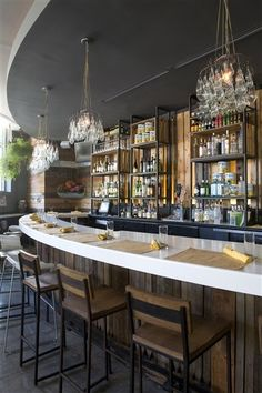 I this restaurant and bar - Cucina Urbana in San Diego