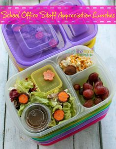 Easy Administrative Professionals Day Gift Idea with @EasyLunchboxes