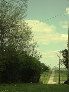 I love a never ending road.  late http://americanfolklife.blogspot.com/2011/12/gift-for-yourself.html