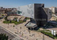 Zona-Arquitectura: Centro Cultural Caixaforum_Zaragoza #Arquitectura