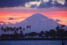 mount agung - bali's home of the gods