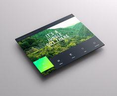 WEATHER DASHBOARD DESIGN BY STUDIO JQ #grafica #web #presentazione #3d #portfolio