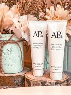 Ap 24 Whitening Toothpaste, Whitening Fluoride Toothpaste, Natural Teeth Whitening, Nu Skin Ageloc, Black Skin Care, Homemade Facials, Organic Skin Care, Instagram, Remove Stains