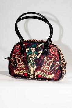 Liquer Brand Tikki Goddess bag