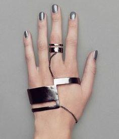 BJØRG - Between The Lines / Handpiece, Black