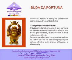 Escola Portuguesa de Feng Shui: BUDA DA FORTUNA
